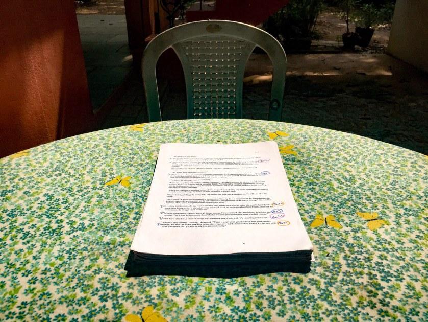 My Novel Manuscript.